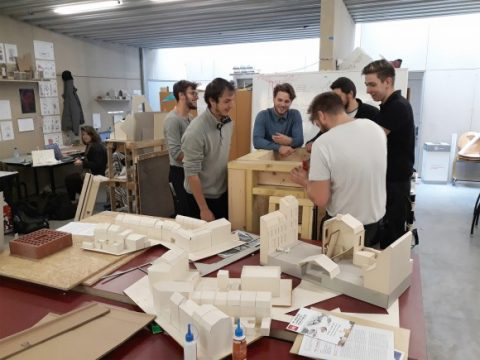 Students from Hauts-de-France qualified for Solar Decathlon Europe 2019.